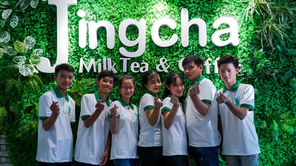 Trà Sữa Jing Cha