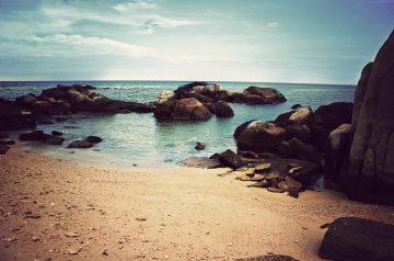 Biển Cà Ná – Nàng thơ của Ninh Thuận