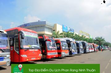 Thử liền dòng xe LIMOUSINE siêu sang tuyến Sài Gòn – Ninh Thuận