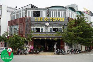 Cà phê 68 – View đẹp của khu K1 Phan Rang