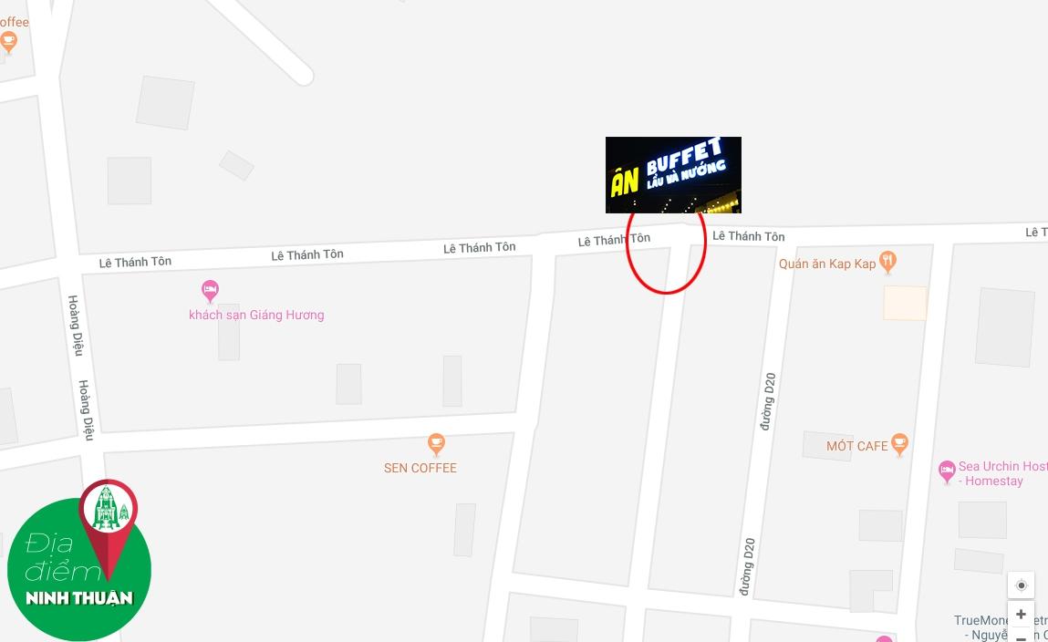 BUFFET ÂN – lẩu và nướng tại K1, Phan Rang