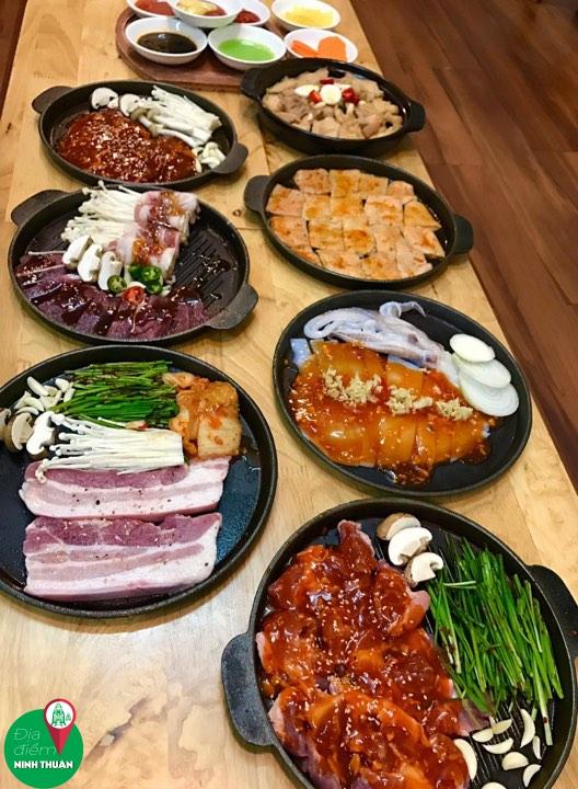 Quán Tasty – Món Ăn Hàn Quốc 40 Trần Hưng Đạo Phan Rang