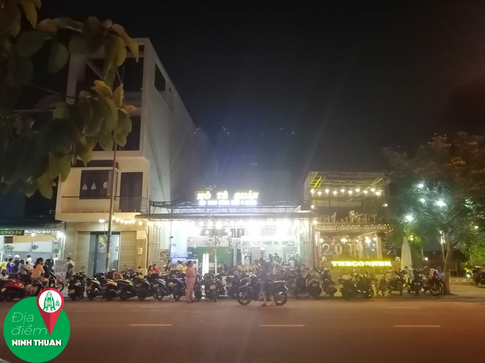 Mô tê quán – Ẩm thực 3 miền Khu K1 Phan Rang