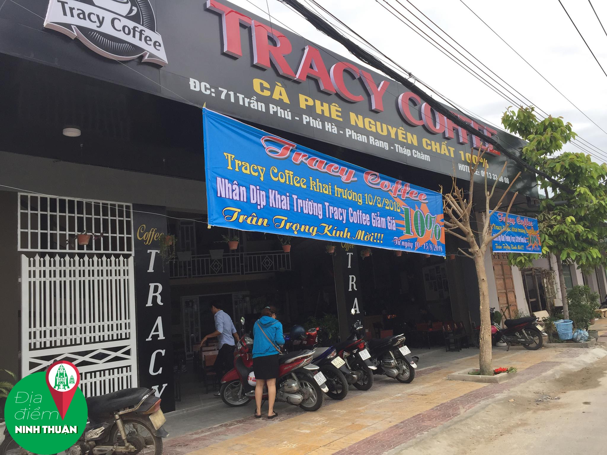 Cafe Sạch Tracy