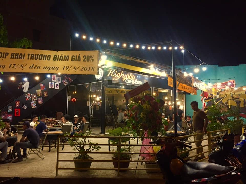 HIGHWAY Coffee & Beer – Khu K1 Phan Rang
