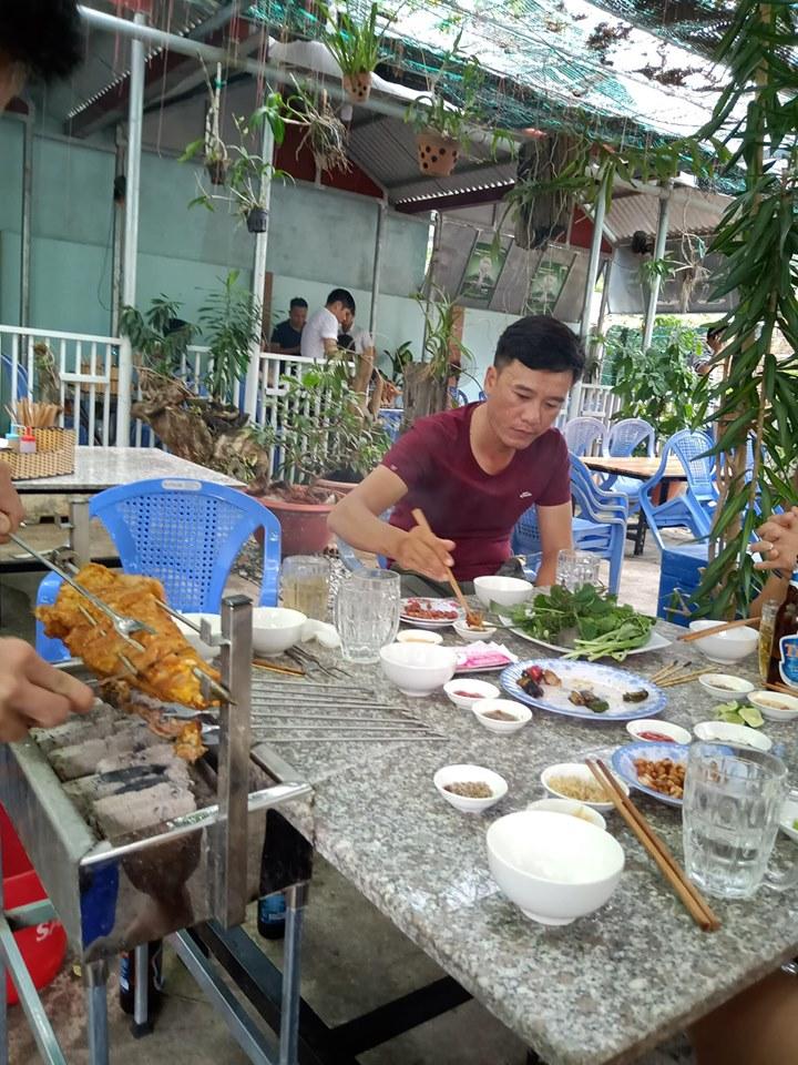Đùi cừu nướng – A Lộc Quán, Phan Rang
