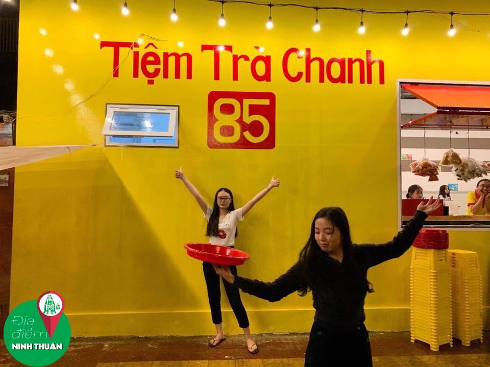 Tiệm trà chanh 85