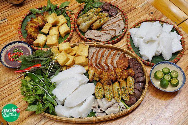 Tổng hợp quán bún đậu mắm tôm nhất định ghé ăn thử 1 lần Phan Rang