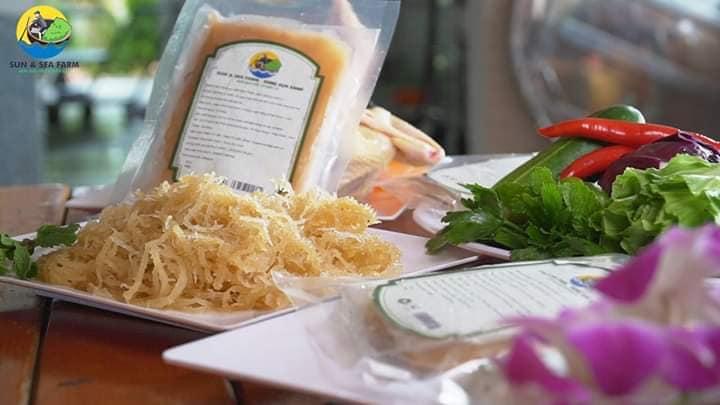 Sun & Sea Farm – Rong Sụn Xanh
