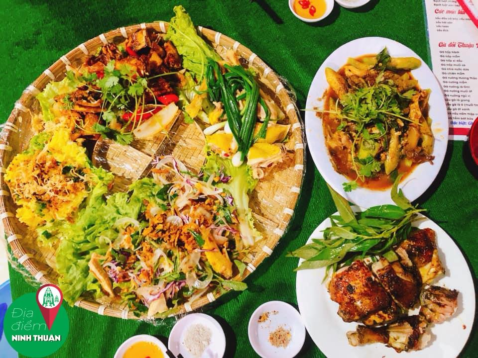Gà Đồi Thuận Bắc
