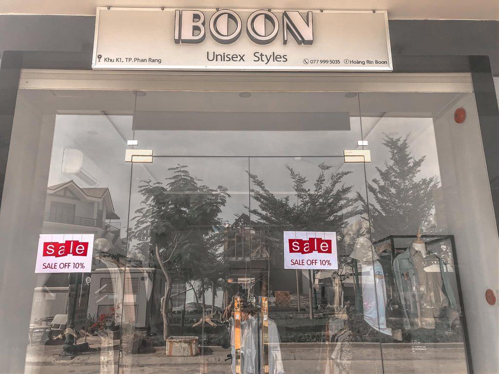 Boon Unisex Styles