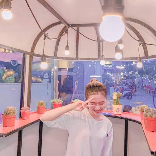 6 quán cà phê, trà chanh view xinh lung linh về đêm khu K1 Phan Rang
