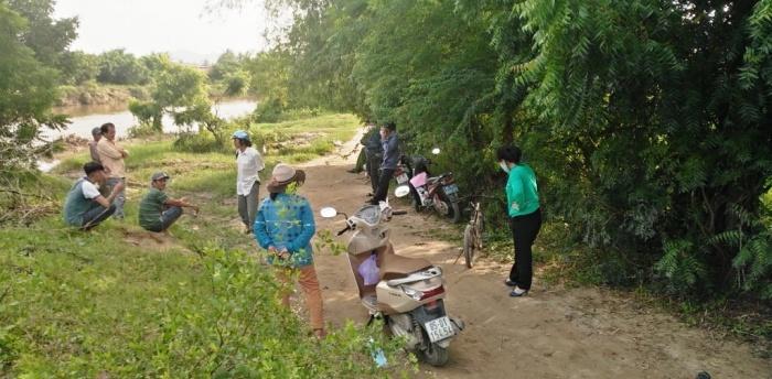 Ninh Thuận: Tá hỏa phát hiện thi th.ể nam giới không q.u.ần á.o trên sông Lu