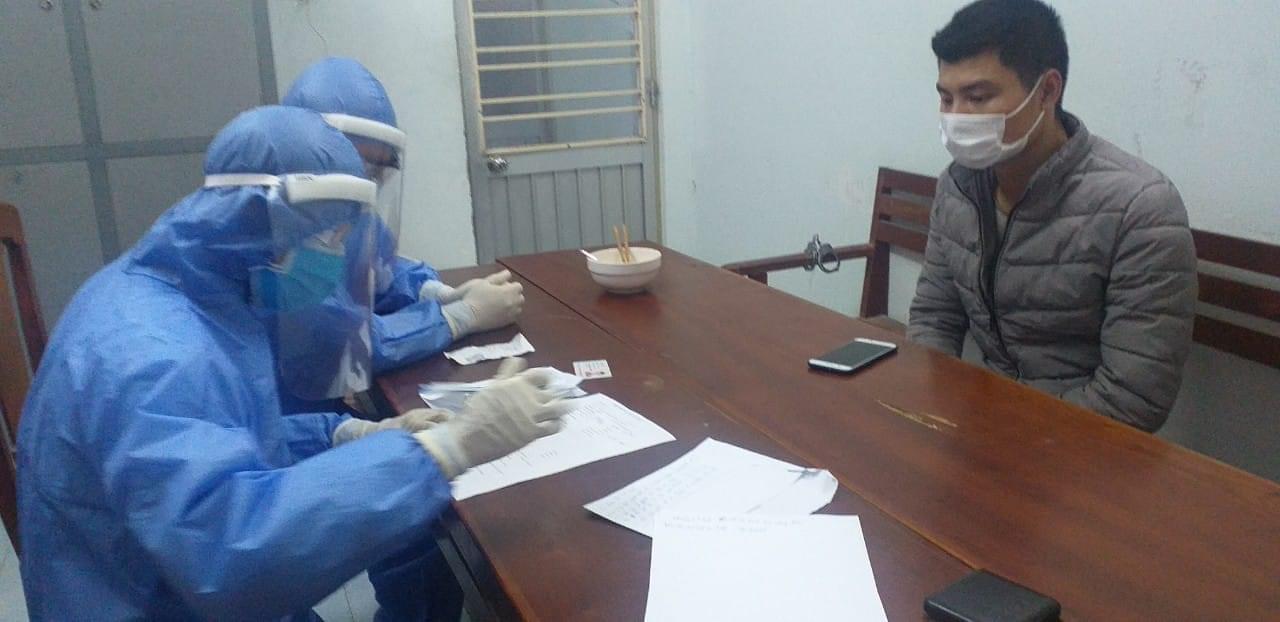 Một người Trung Quốc nhập cảnh trái phép vào Ninh Thuận